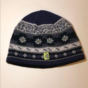 TURTLE FUR Adult ski hat
